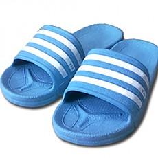 통삼선슬리퍼(블루)